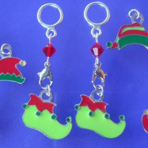 Santa's Helpers Changeable Charms